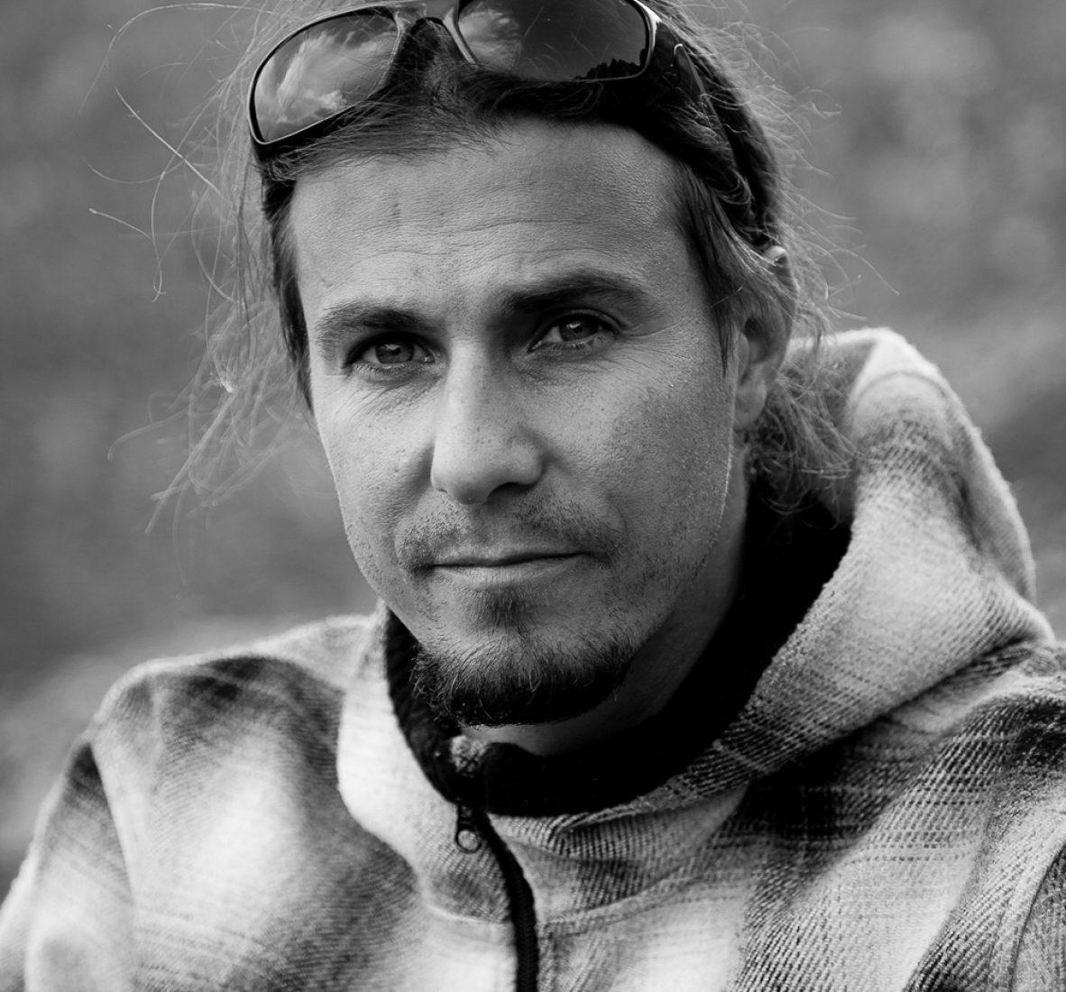 Markus Schwaiger ist Sportklettertrainer und -ausbilder, Zillertaler-Kletterführer-Autor und arbeitet beim ÖAV im Bereich Sportklettern.