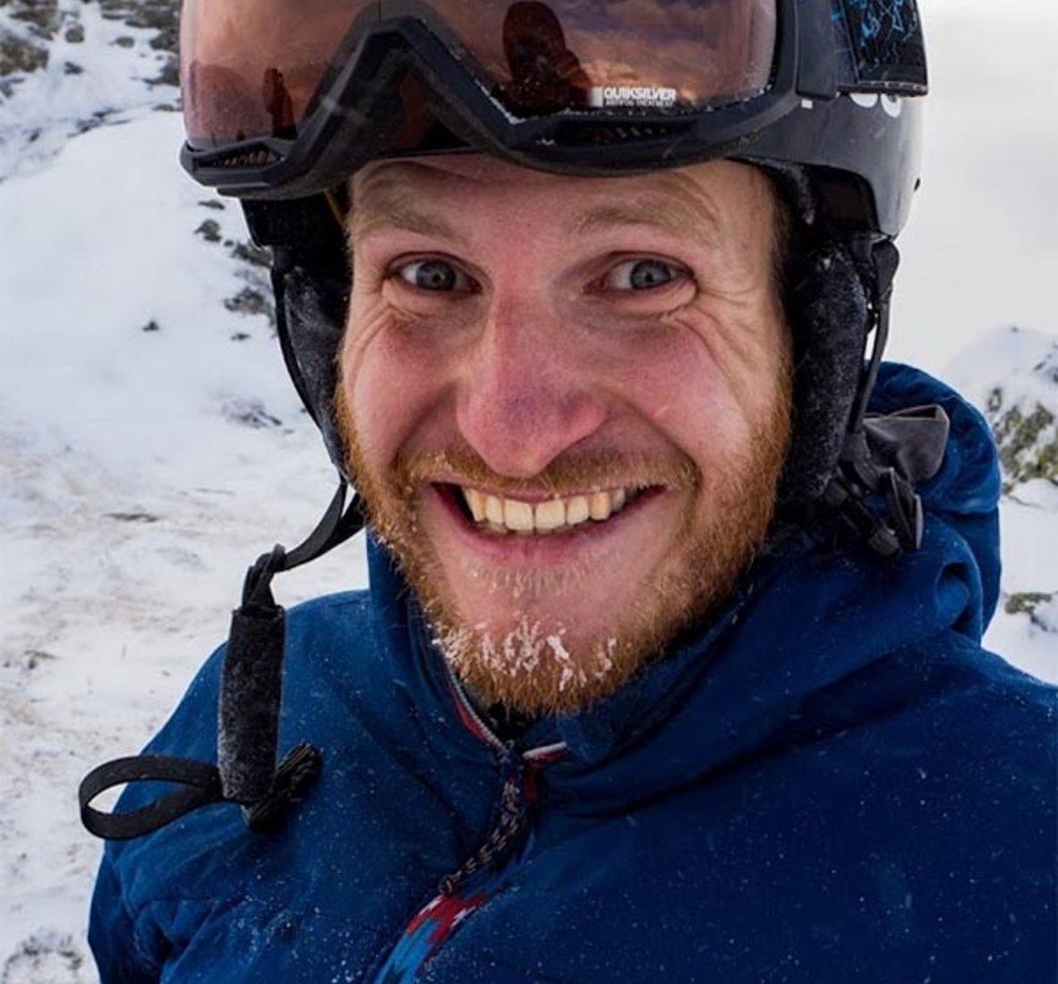 Norbert Lanzanasto ist Informatiker, angehender Meteorologe und technischer Koordinator im Projekt ALBINA. Mitarbeiter des Lawinenwarndienstes Tirol. Lässt bei Skitouren das Notebook aber zu Hause.