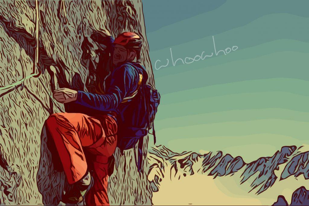Berge und Soziale Medien, © Argonaut.pro I bergundsteigen.blog