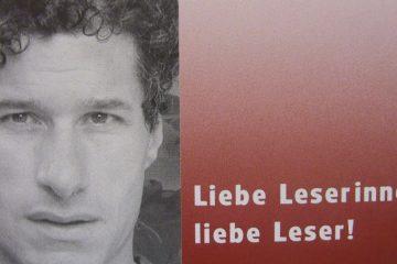 Editorial Michael Larcher. @bergundsteigen.blog