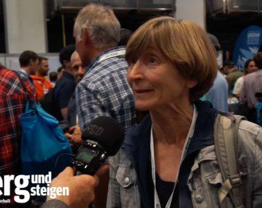 Christine Pielmeier vom SLF Davos I bergundsteigen.blog