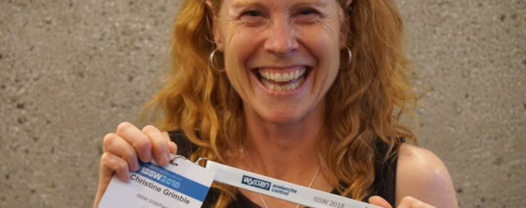 Female professionals in snow and avalanche industry ISSW 2018 I bergundsteigen.blog