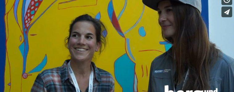 Lisa Dreier & Susanna Mitterer ISSW 2018 I bergundsteigen.blog