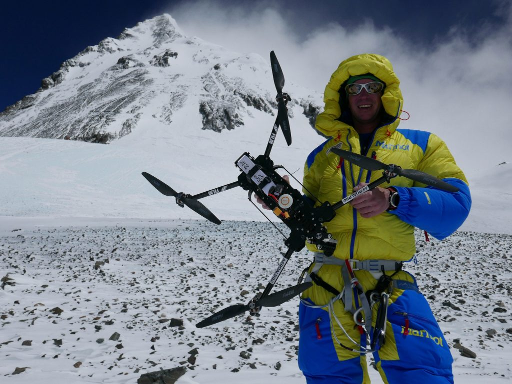 Lukas Furtenbach über seine Everest-(Flash-)Expeditionen