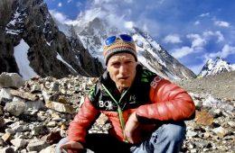 Max Berger aus dem K2-Basecamp | bergundsteigen.blog