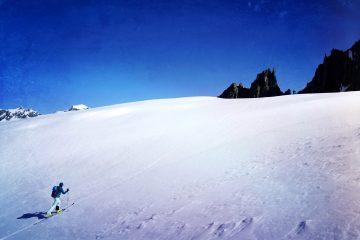 Skitour Ausrüstung leicht & langsam Freetour I bergundsteigen.blog