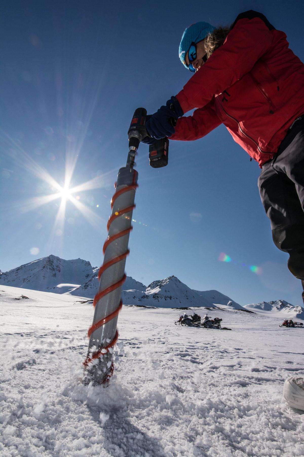 Leben im Eis Birgit Sattler, Klemens Weisleitner #bergundsteigen105 ---------------- Eine Reise zu den Überlebeskünstlern am Gefrierpunkt und was die Biologie mit dem Klima zu tun hat. Pic by Klemens Weisleitner