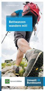 """""""Ratgeber für Hüttenwirte"""" des DAV, ÖAV & AVS"""