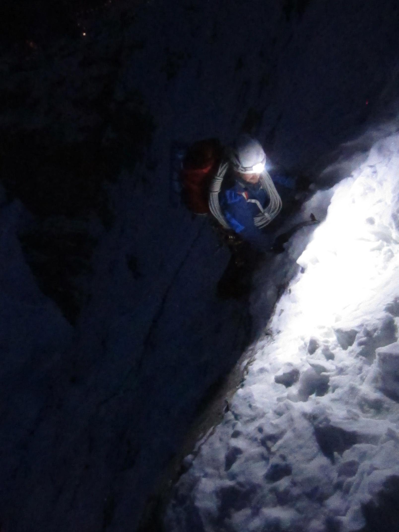 Simon Messner, Heckmair Route Eiger I bergundsteigen.blog