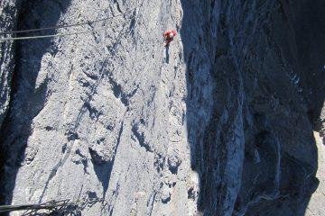 Simon Messner, Erstbegehung Heiligkreuzkofel Dolomiten I bergundsteigen.blog