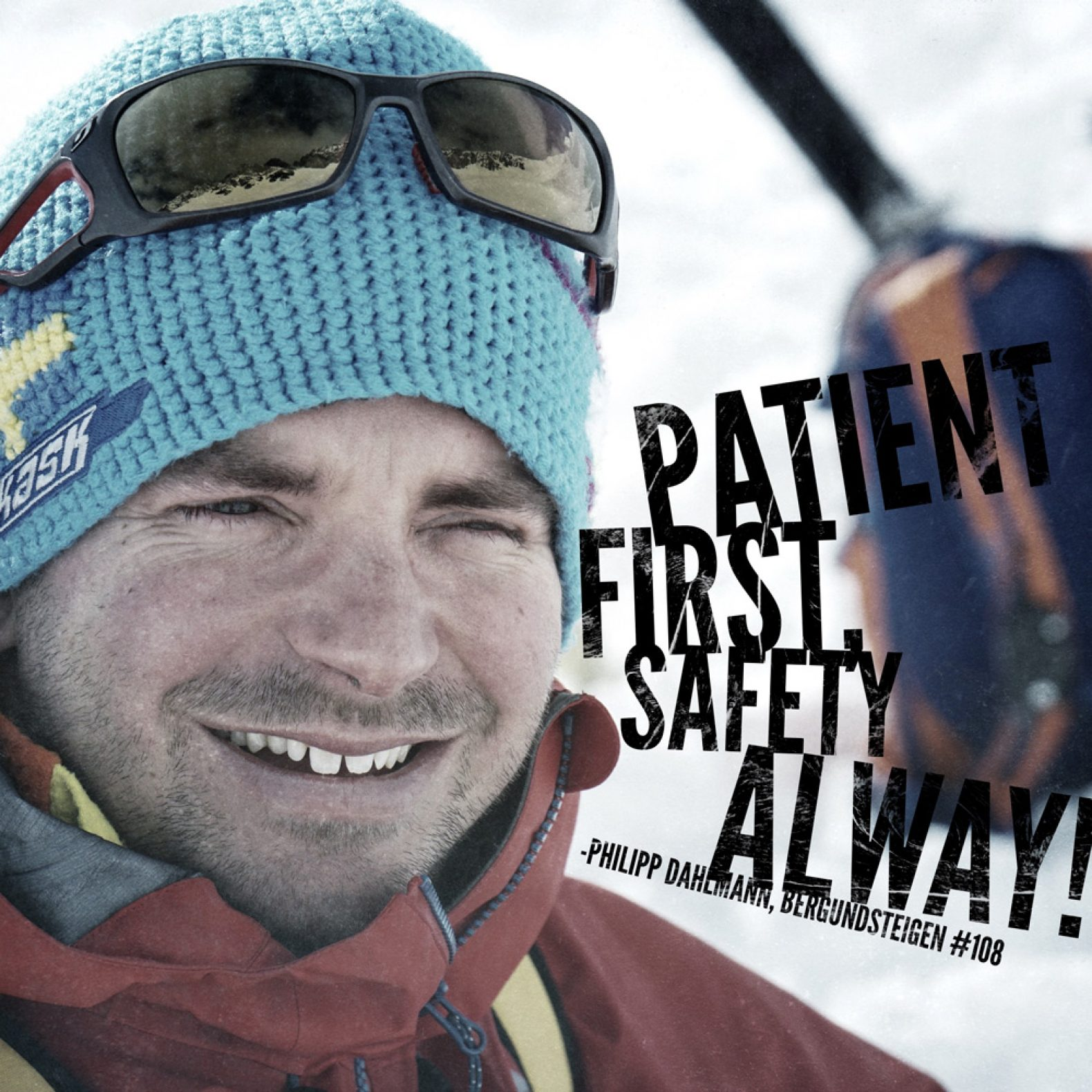 Notfall Alpin, Philipp Dahlmann I bergundsteigen.blog
