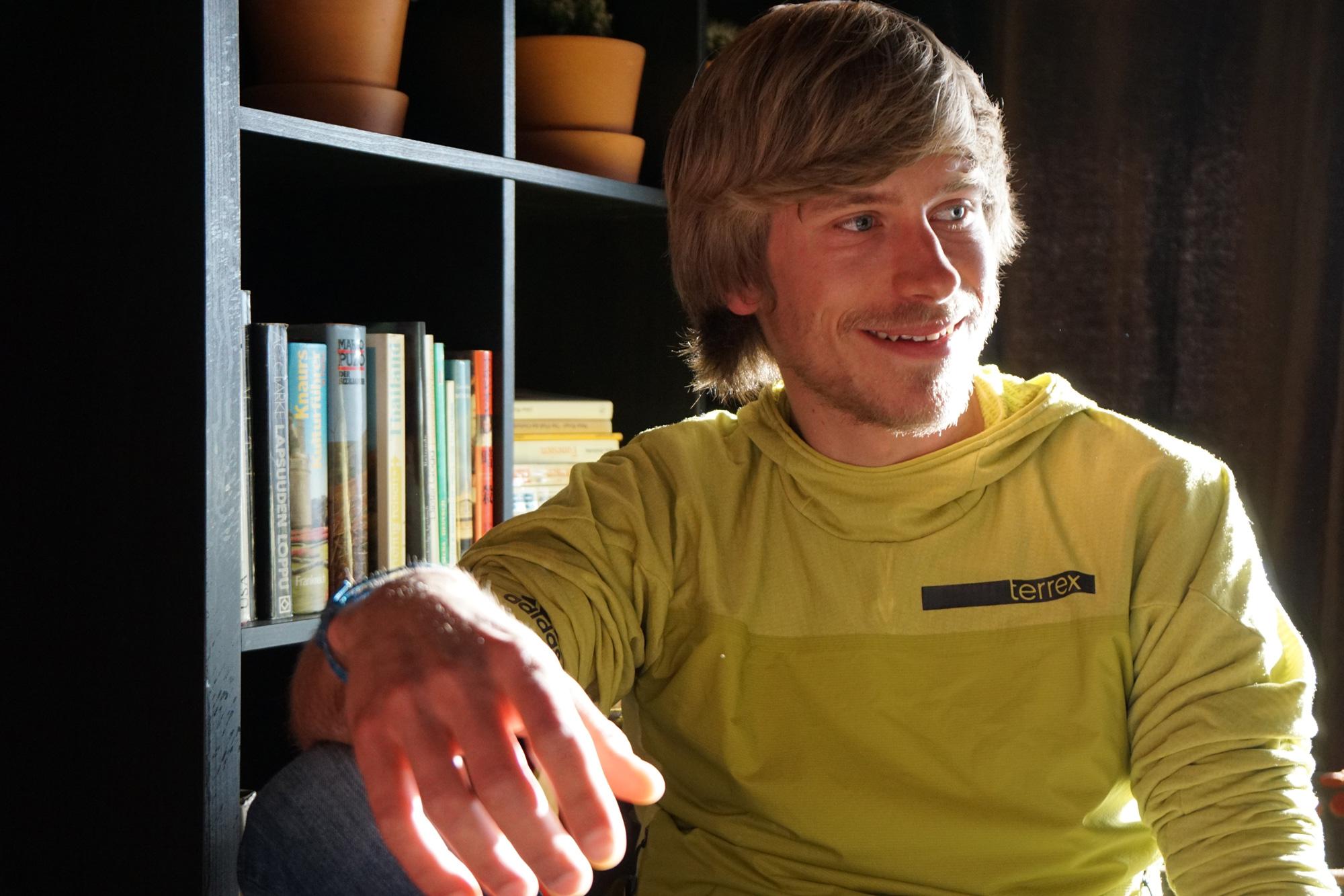 bergundsteigen im Gespräch mit Philipp Brugger und Simon Messner