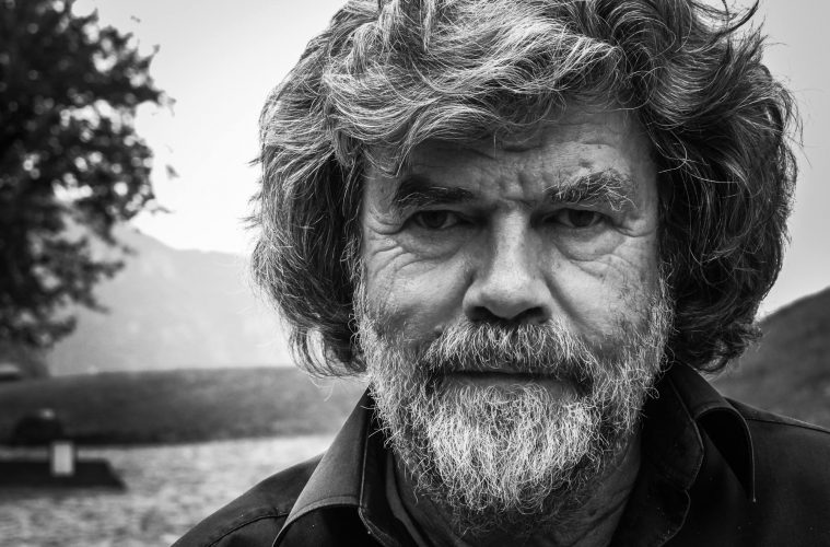 Reinhold Messner I bergundsteigen.blog