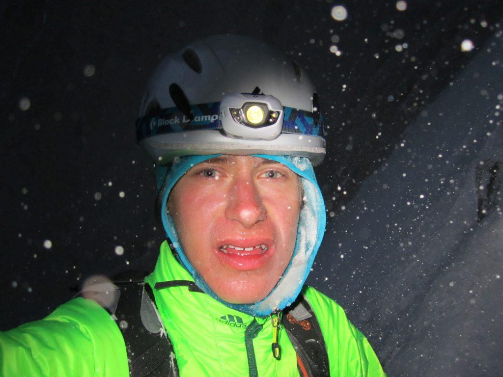 Simon Messner, Fitz Roy I bergundsteigen.blog