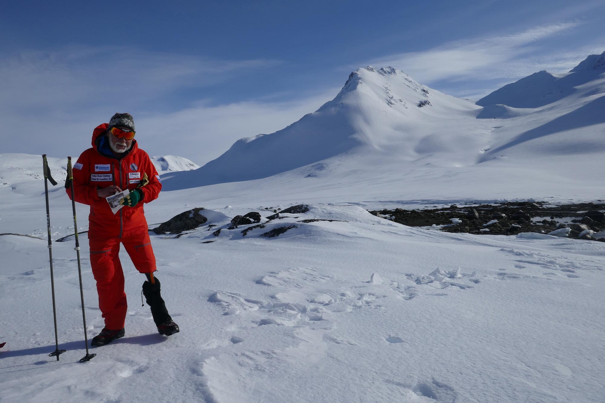 Rey auf Kulusuk Island/Sermersooq in Grönland (2017). Foto: Kat Duciavia I bergundsteigen.blog