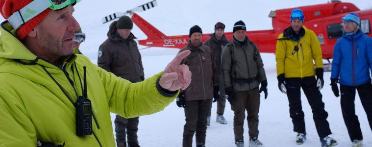 Harald Riedl über die Aufgaben der Lawinenkommissionen I bergundsteigen.blog