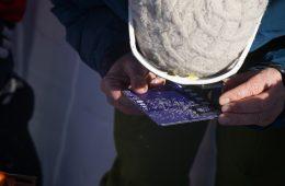 Schneedeckenuntersuchung I bergundsteigen.blog