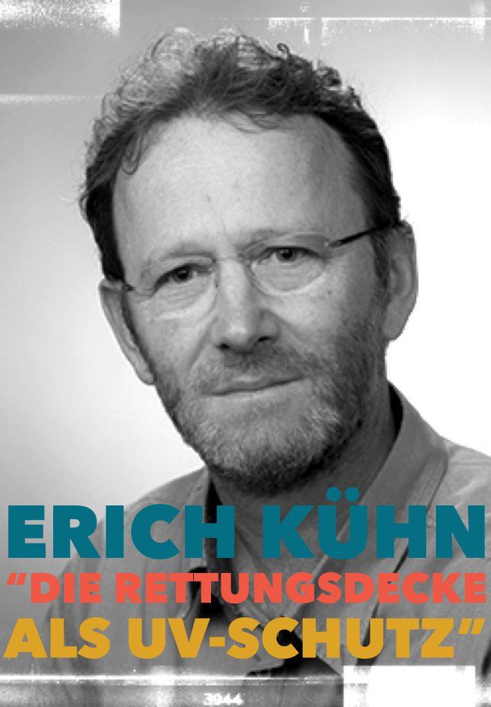 Erich Kühn, die Rettungsdecke als UV-Schutz I bergundsteigen.blog