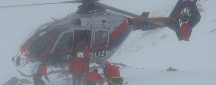 Hubschrauber des Bundesministeriums I bergundsteigen.blog