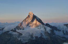 Matterhorn © Bruno Haller I bergundsteigen.blog