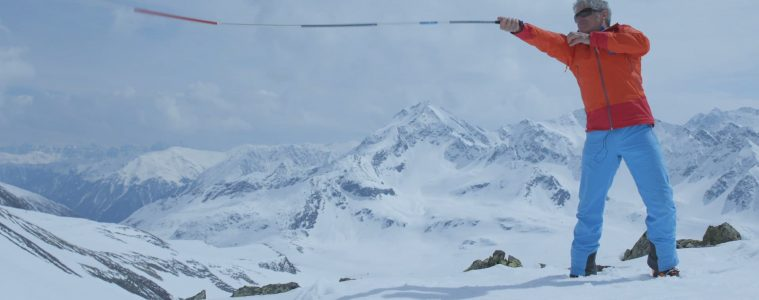 Michael Larcher zu 20 Jahre Stop or Go, Pic: Johannes Mair, absolut I bergundsteigen.blog