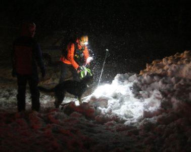 Recht auf Bergrettung, © Markus Leitner, BRK Berchtesgaden I bergundsteigen.blog