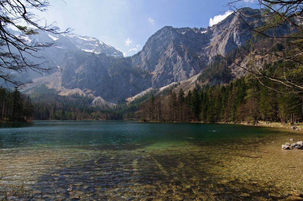 Hinterer Langbathsee, © Ferienregion Traunsee Spengler I bergundsteigen.blog