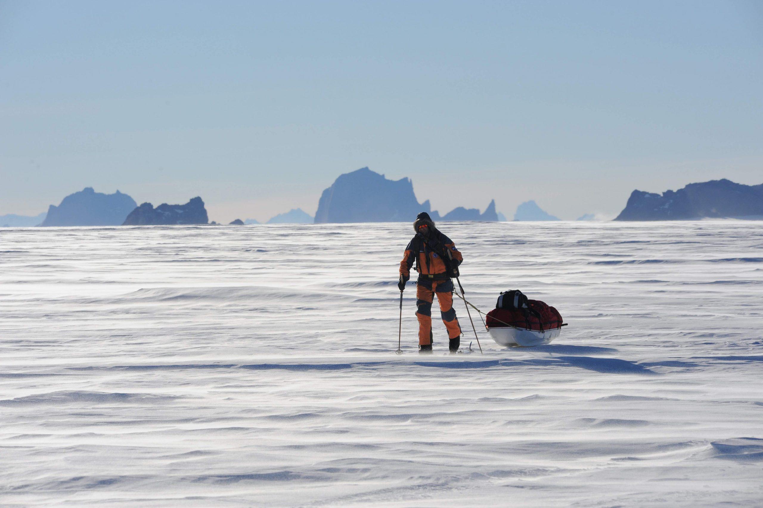 Circus Antarctica Das Polarexpeditions-Klassifikations-Schema, © Höbenreich I bergundsteigen.blog
