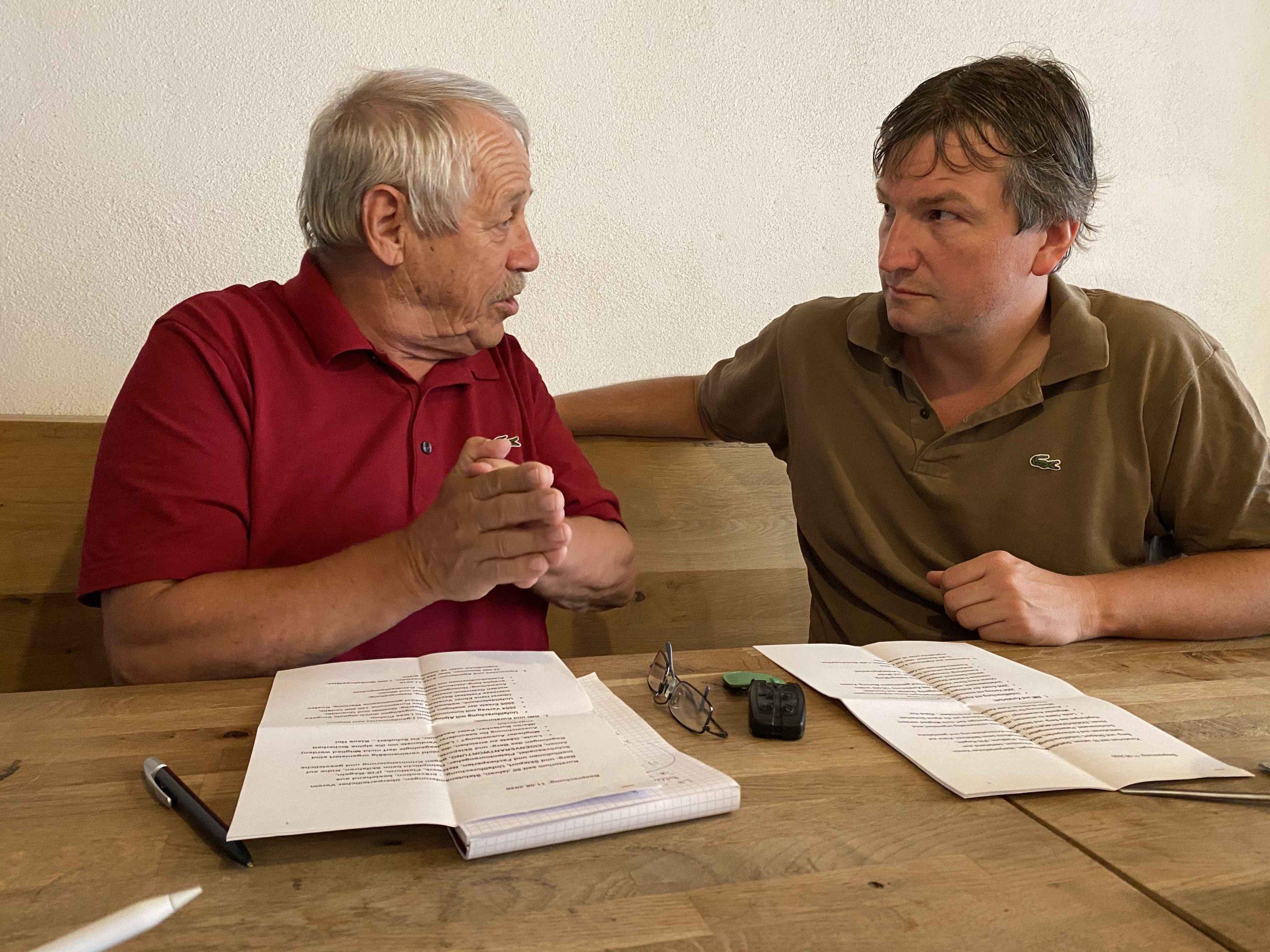 bergundsteigen im Gespräch mit Karl Gabl und Peter Paal, @argonaut.pro