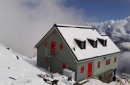 Weisshornhütte SAC © Markus Stähelin