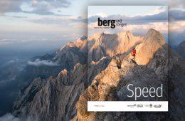 Bergundsteigen #114 Cover (Frühling 2021)