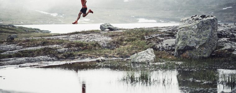 SHOOTING NORWAY Kilian Jornet Foto: Lymbus