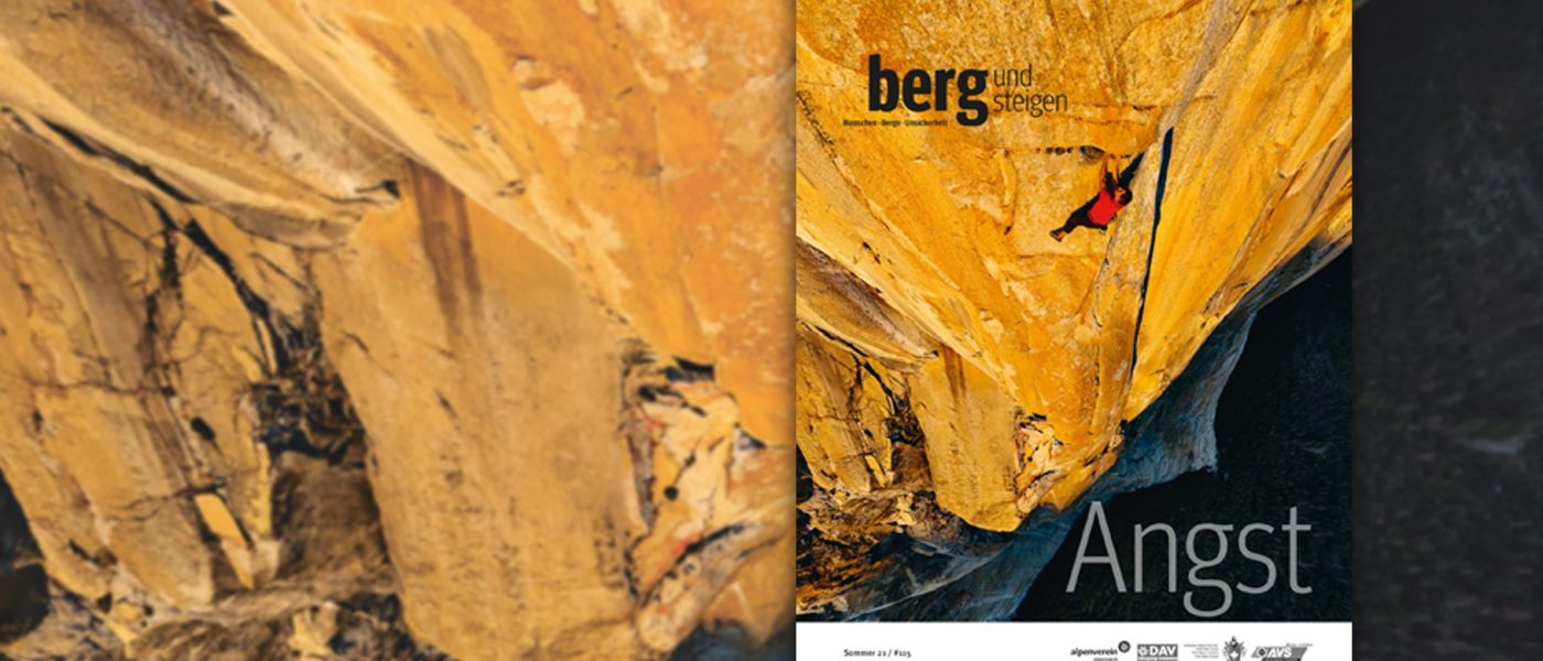 Bergundsteigen #115 Cover.